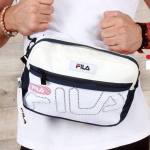 Cross Bag-Fila-White