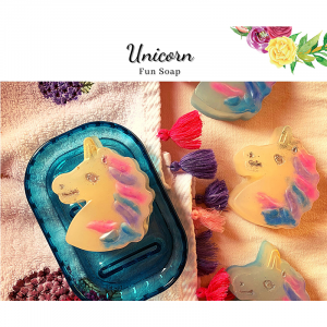 Hand Made Soap-Unicorn
