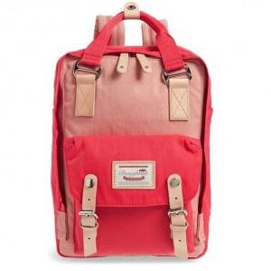 BackPack-Doughnuts-Red/Pink