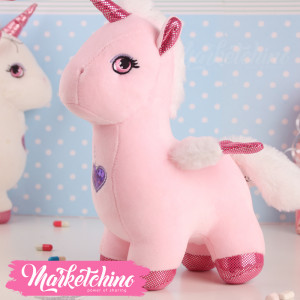 Toy Unicorn-Pink