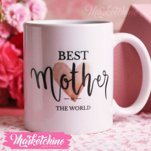 Printed Mug-Best Mother IN The World