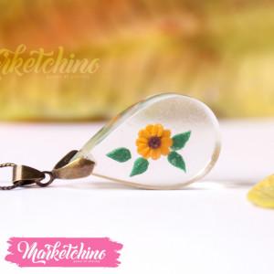Necklace Sunflower-Risen