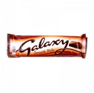 galxy chocolate