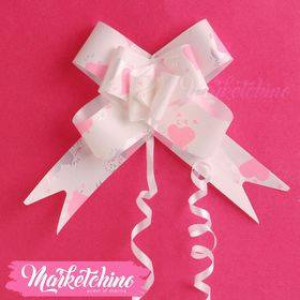 Ribbon-Gift Box-White 2