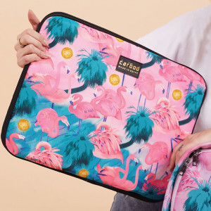LapTop Cover-Flamingo-15.6 Inch