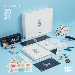Daily Planner-2021-Pro White