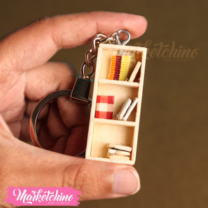 Keychain-Maket Library