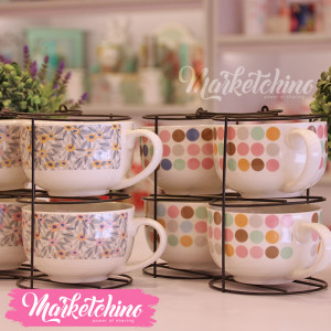 Cup Set ( set of 4 )