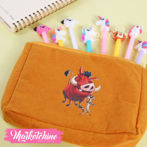 Pencil Case-Timon&Bomba