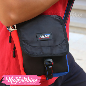 Cross Bag-Palace-Black&Blue