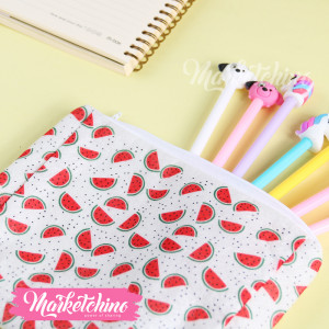 Pencil Case-Watermelon