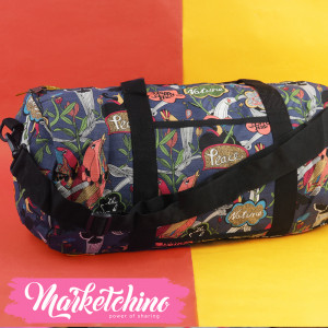 Sport Bag-Bird-Colorful