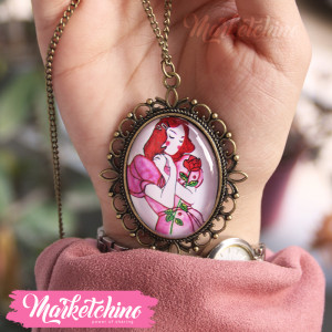 Necklace-Girl