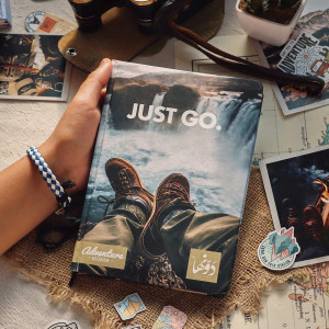 Notebook Adventure-Just Go
