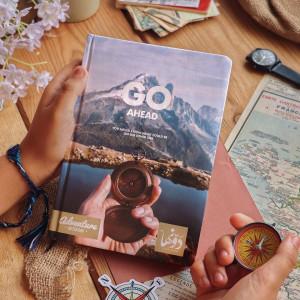 Notebook Adventure-Go Ahead