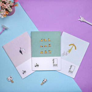 Notebook-Chillax Set Of 3
