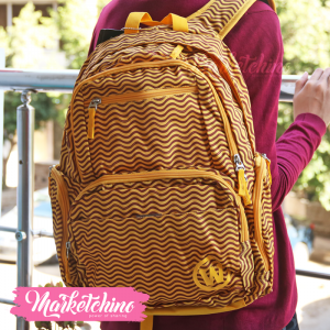 Backpack-Yellow