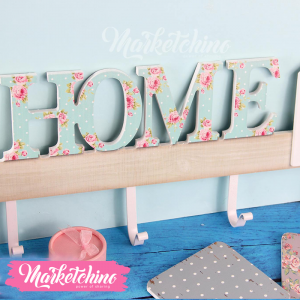 Keys Hanger-Home-Light Blue
