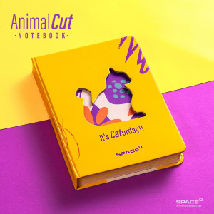 NoteBook-It's CAturday