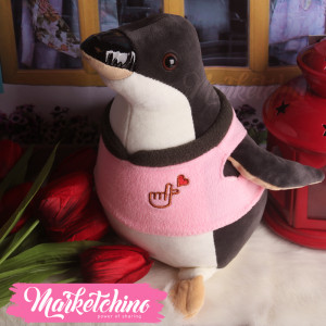 Toy Penguin-Pink