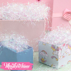 Gift Box-Decoration-white