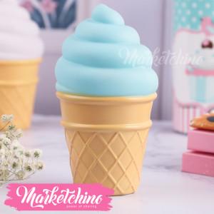 Decorative Lamp-ice cream-Light Blue