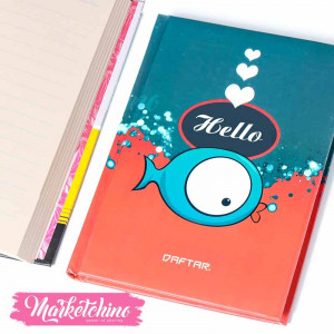 Notebook-Fish
