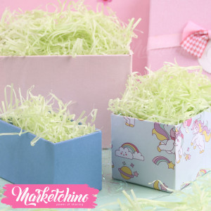 Gift Box-Decoration-Green
