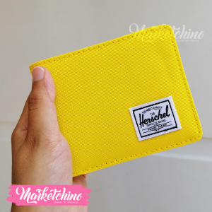 Wallet-Herschel-Yellow