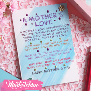 Gift Card-Mother's Love