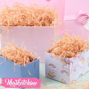 Gift Box-Decoration-Beige