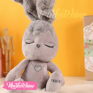 Toy-Gray Bunny