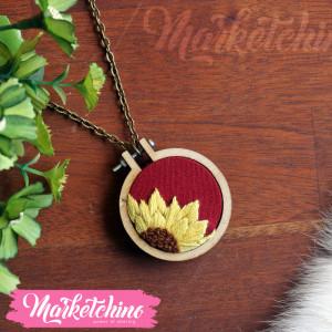 Necklace Sun Flower