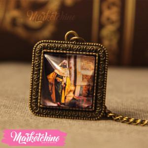 """Necklace """"Ludwig Deutsche""""-2"""