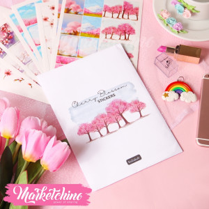 Stickers Booklet Cherry-6