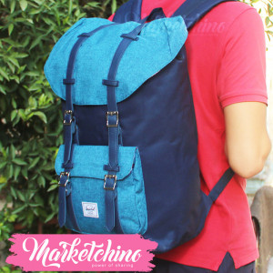 Herschel-BackPack-Dark Blue/