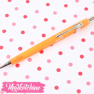 Owner-Mechanical Pencil-Orange (0.5 M)