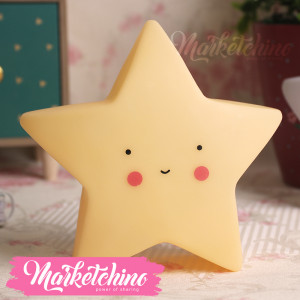 Decorative Lamp-Star Yellow