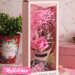 Flower Bouquet-Pink