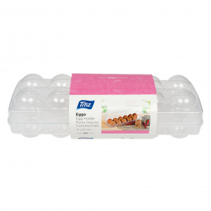 Plastic Egg Holder (12 pieces )