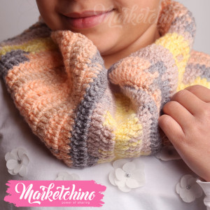 Scarf-For Kids-Colorful