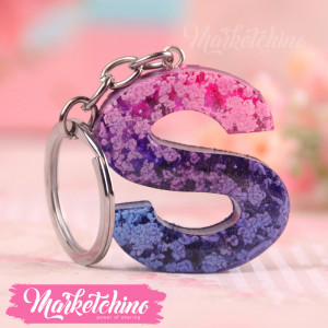 Keychain-Letter M