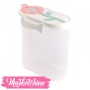 Plastic Storage Food-Pink(1.7 L)