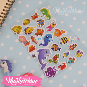 Stickers-Fish