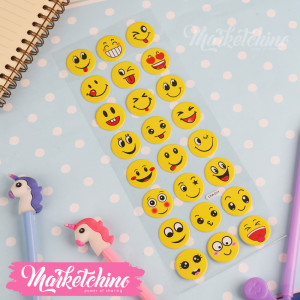 Stickers-Smile Face