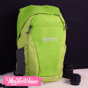 Backpack-For Camera-Green