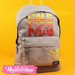 Backpack-Young's Attitude-Gray