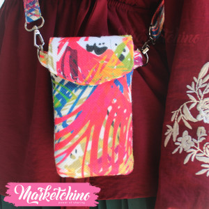 Mobile Cover-Patchwork-Colorful