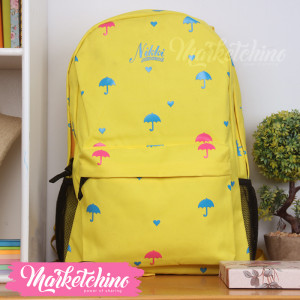Backpack-Nikki-Yellow