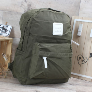 Back Pack-Cila Cala-Large-Olive
